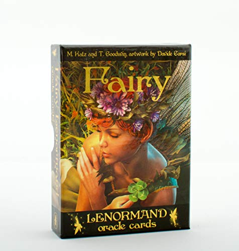 Fairy. Lenormand. Oracle cards. Con 36 carte. Ediz. multilingue