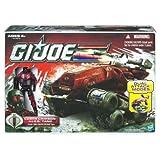 Cobra Crimson H.I.S.S. Tank with Cobra Crimson Horseman Action Figure