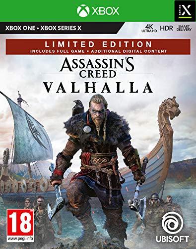 Assassin's Creed Valhalla - uncut - Limited Berserker Edition (Inkl. Bonus DLC per Email) - Deutsche Sprache