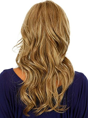 Adriana - Smart Lace Front Hand Tied Monofilament Wig by Jon Renau, 14/26S10 5