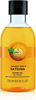 The Body Shop Shower Gel, Satsuma, 8.4 fluid ounces (Packaging May Vary)