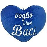 Mood Mood Humor de Peluche con Frase de Amor en Forma de corazn - Dimensiones 30x25 cm Aprox.