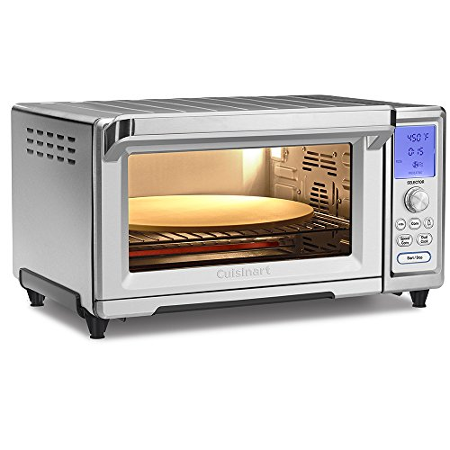2. Cuisinart TOB-260N1 Chef's Convection Toaster Oven