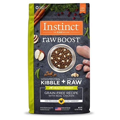 Instinct Raw Boost Healthy Weight Grain Free...
