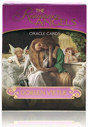 The Romance Angels Tarot Oracle Cards Deck|The 44 Romance...