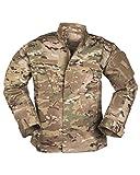 Mil-Tec ACU veste militaire american homme RipStop (Multitarn/XL)