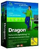 Nuance Dragon NaturallySpeaking 10 Preferred Wireless, IT