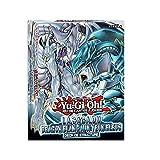 Yu Gi Oh! - Deck de Structure de 41 Cartes La Saga du Dragon Blanc aux Yeux...