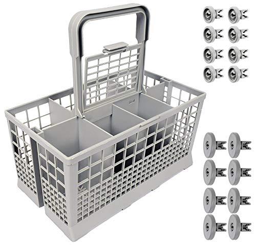 Set Lummar cestello posate lavastoviglie universale compatibile modelli Rex Electrolux Techna...