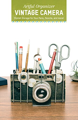 Artful Organizer: Vintage Camera: Stylish Storage...