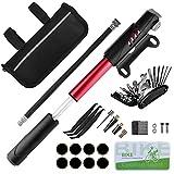 Oziral Kit d'outils pour Vélo Outil de Réparation Sacoches avec...