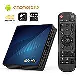 NinkBox Android TV Box de Version Android 9.0, 【4G+64G】 TV Box de Bluetooth...