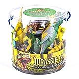 Toyland 18 Dinosaures de l'époque Jurassique dans la Baignoire - Figurines et...