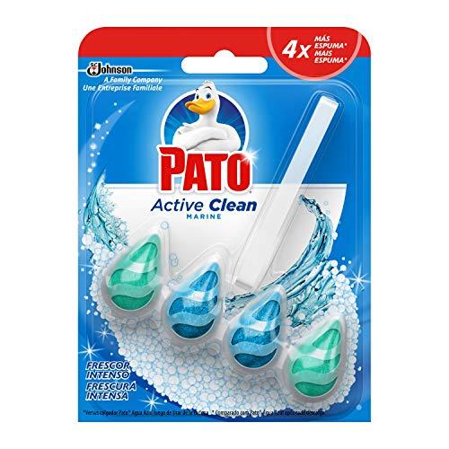 PATO Active Clean - Colgador Wc, Frescor Intenso, Perfuma, L