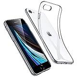 ESR iPhone SE第2世代 ケース iPhone 8 iPhone7 用ケース 4.7インチ 透明 スリム 軽量 tpuカバ……