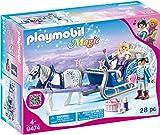 Playmobil- Trineo con Pareja Real Set Juguetes, Multicolor (geobra Brandstätter 9474)