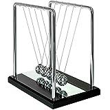Pendule de Newton, Ailiebhaus Balancier de Newton Classique Decoration...