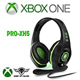 SPIRIT OF GAMER - Casque Micro Pro-XH5 pour Xbox X/Xbox One/Son Stereo 2.0 / HP...