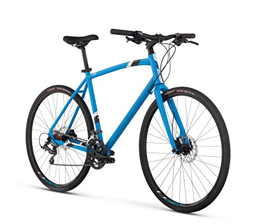 Raleigh Bikes Raleigh Cadent 3 Urban Fitness Bike, 15' Frame, Blue, 15' / Small