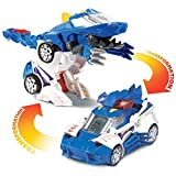 VTECH- Switch & GO Dinos-OXOR Voiture/Dinosaure, 80-195005, Multicolore -...