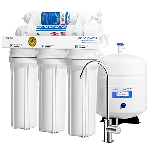 APEC Water Systems RO-90 Ultimate Series Top Tier Supreme...