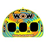 WOW World of Watersports Macho Multiple Riding Positions Tube 1 2 or 3...