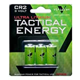 Viridian CR2 3v Lithium Battery (3-pack)