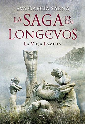 La Saga de los Longevos de Eva García Sáenz de Urturi