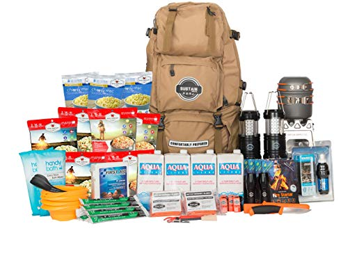 Sustain Supply Co. Premium Emergency Survival Bag/Kit – Be...