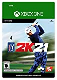 PGA Tour 2K21 Standard - Xbox One [Digital Code] (Software Download)