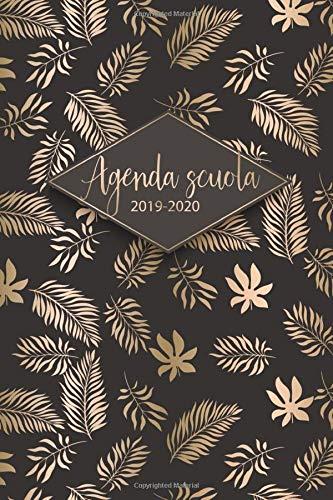 Agenda Scuola 2019 - 2020: Calendario, Agenda Giornaliera 2019 - 2020 | Anno scolastico Agenda Settimanale - Agenda dello studente - Materiale Scolastico Regali per Ragazzi