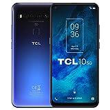 TCL 10 5G - Smartphone de 6.53' FHD+ con NXTVISION (Qualcomm 765G 5G, 6GB/128GB Ampliable MicroSD,...