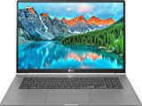 2020 LG Gram Thin and Light Laptop, 17' WQXGA 2560 x 1600 IPS Display Intel 10th Gen i7-1065G7 512GB...