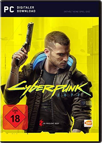 CYBERPUNK 2077 - DAY 1 Edition - PC Importación alemana