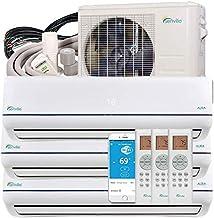 Senville 36000 BTU Tri Zone Mini Split Air Conditioner Heat Pump SENA-36HF/T