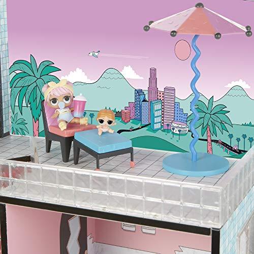Image 7 - Surprise-LLU45000 L.O.L. Surprise-House, LLU45, Multicouleur, 3
