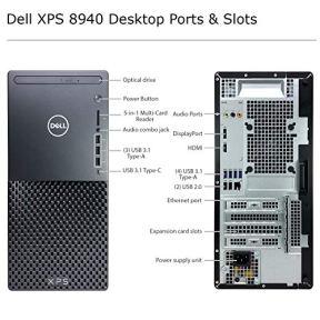 Dell-XPS-8940-Desktop-Computer-11th-Gen-Intel-Core-i7-11700-up-to-49GHz-CPU-32GB-RAM-512GB-SSD-1TB-HDD-Intel-UHD-Graphics-750-Killer-Wi-Fi-6-500W-PSU-DVD-RW-Windows-10-Pro