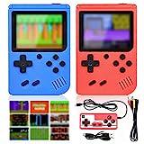 GOLDGE Consoles De Jeux Portable,Console de Jeu Retro FC pour Deux Joueurs,Chargement USB Consoles...
