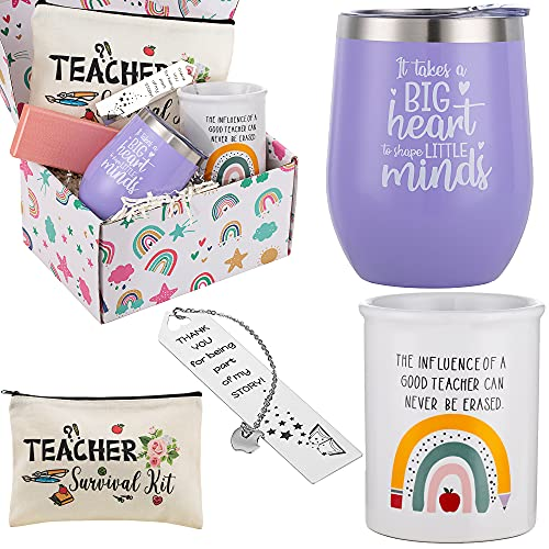 Teacher Appreciation Gift Sets - Teacher Gifts Basket for...