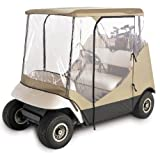 Classic Accessories Fairway Travel 4-Sided 2-Person Golf Cart...