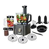 TopStrong Robot Culinaire,11 en 1 Robot Cuisine,Robot...