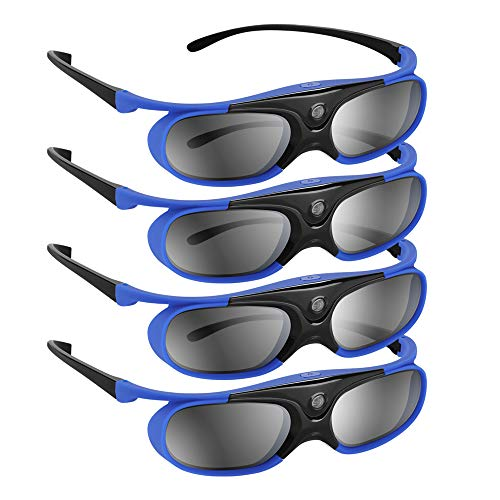 51OjhA7Ys8L - The 7 Best 3D Active Glasses in 2020