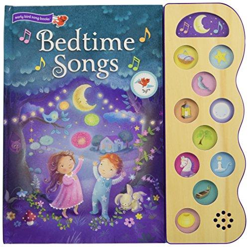Bedtime Songs: 11-Button Interactive Children's Sound Book...