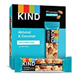 KIND Bars, Almond & Coconut, Gluten Free, 1.4oz, 12 Count