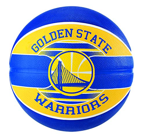 Spalding Bola Basquete TIME NBA Borracha - Golden State Warriors