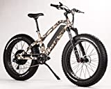 Green Peasant Explorer Electric Bicycle 750w ebike Offroad Full Suspension Shimano LG (Army camo)