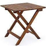 Deuba Gartentisch klappbar aus Akazienholz