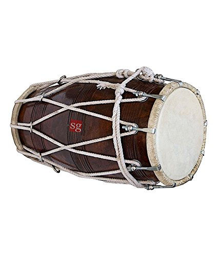 SG Musical Rope/Bolt Tuned Dholak
