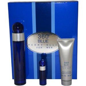 360 Blue by Perry Ellis