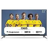 CHiQ L32H7A, 32 Pouces(80cm), Android 9.0, Smart TV, HD, WiFi,...
